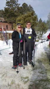 SFL Snow Shoeing